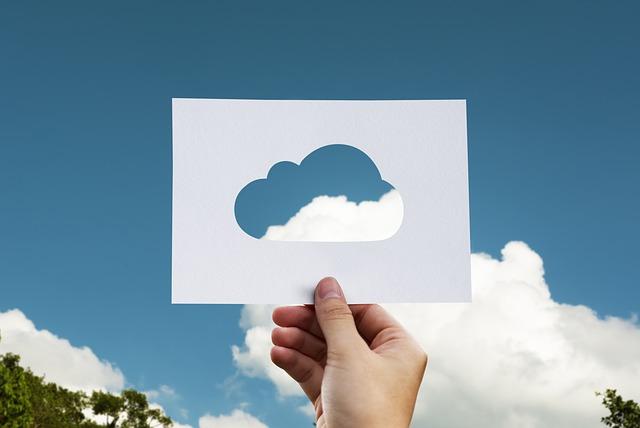 גיבוי מידע בענן