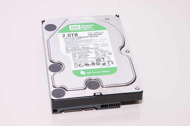 דיסק קשיח של מחשב