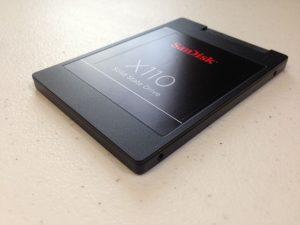 שחזור SSD